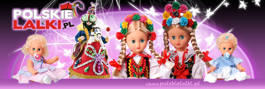 PolskieLalki.pl - store with Polish Dolls
